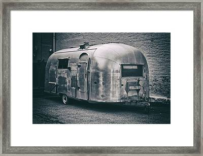 Airstream - Trailer -rv Framed Print