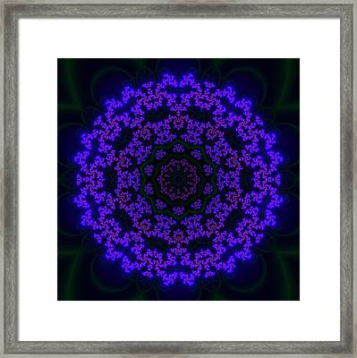 Akbal 10 Framed Print