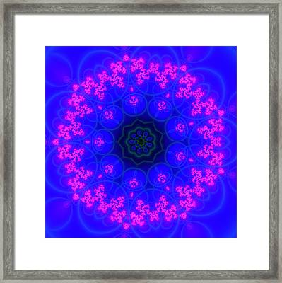 Akbal 9 Beats 2 Framed Print