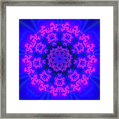 Akbal 9 Beats 4 Framed Print