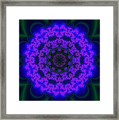 Akbal 9 .4 Framed Print