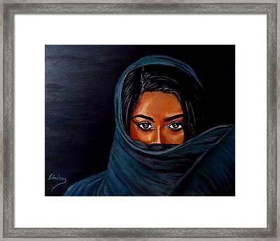 Al-andalus-1 Framed Print by Manuel Sanchez