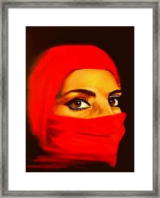 Al-andalus-4 Framed Print by Manuel Sanchez