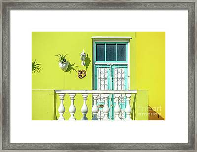 Al You Can Paint Framed Print by Juergen Klust