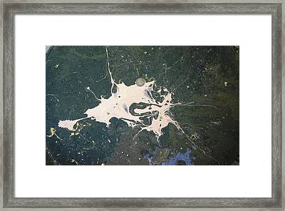 Aladdin Out Of Luck Framed Print