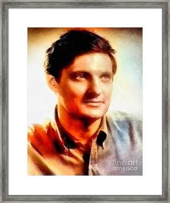 Alan Alda, Hollywood Actor Framed Print