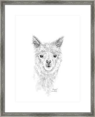 Alaria Framed Print