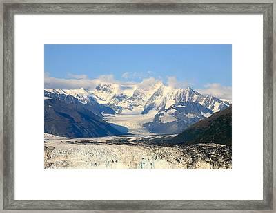 Alaska  Americas Final Frontier Framed Print by Robert Joseph
