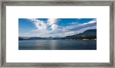 Alaska Beauty Framed Print