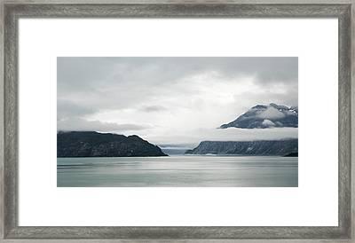 Alaska Waters Framed Print