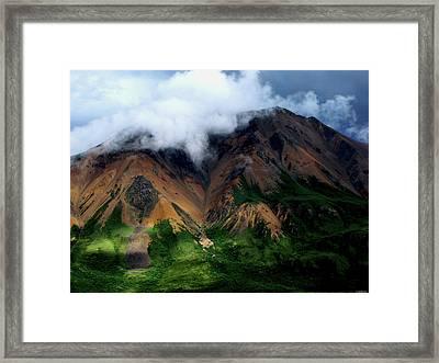 Alaskan Grandeur Framed Print