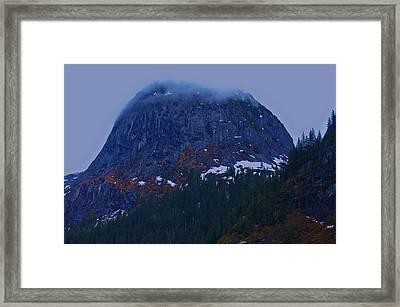 Alaskan Morning Framed Print