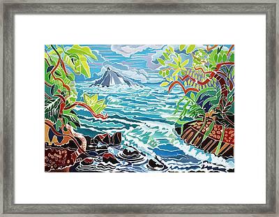 Alau Island Framed Print by Fay Biegun - Printscapes