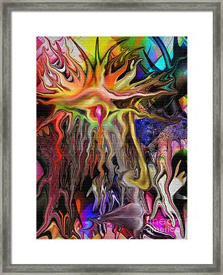 Alberich The Sorcerer Framed Print