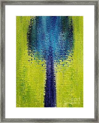 Albero - 71bv Framed Print by Variance Collections