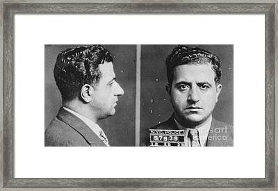 Albert Anastasia (1902-1957) Framed Print by Granger