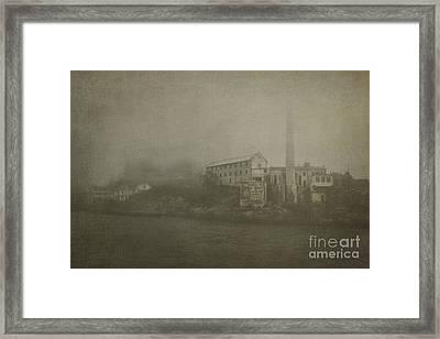 Alcatraz Framed Print by Andrew Paranavitana