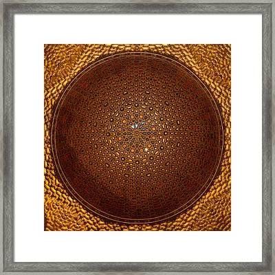 Alcazar Framed Print by Neil Buchan-Grant