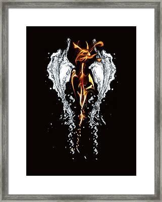 Alchemy 2 Framed Print by Alma
