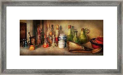 Alchemy - The Home Alchemist Framed Print