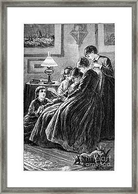 Alcott: Little Women Framed Print