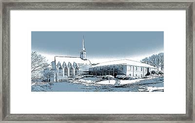 Aldersgate Umc Framed Print