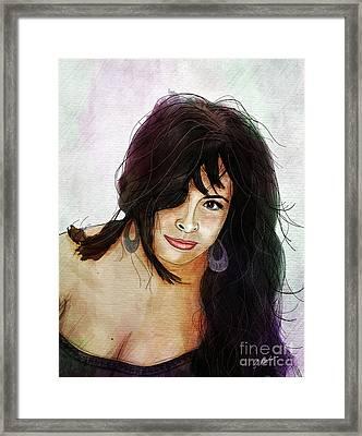 Alessandra Volpe Framed Print