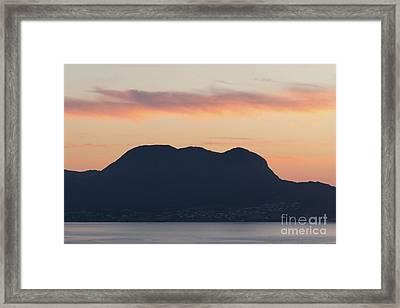 Alesund 08 Framed Print by Tom Uhlenberg