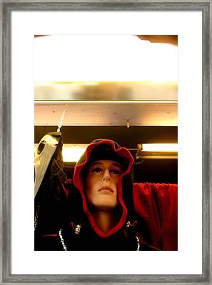 Alex 3 Framed Print by Jez C Self