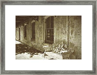 Alex Raskin Antiques Framed Print by JAMART Photography