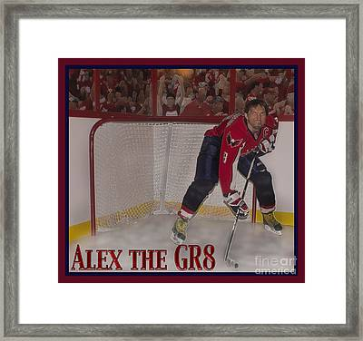 Alex The Great Framed Print by Mark Stephens