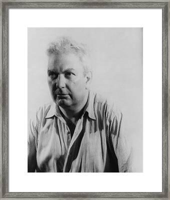 Alexander Calder 1898-1976 Framed Print by Everett