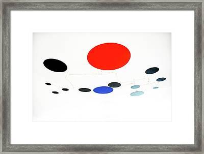 Alexander Calder Mobile 1 Framed Print