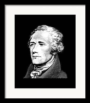 American Revolution Digital Art Framed Prints