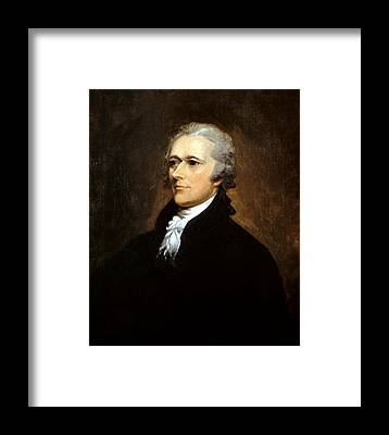Founding Father Framed Prints