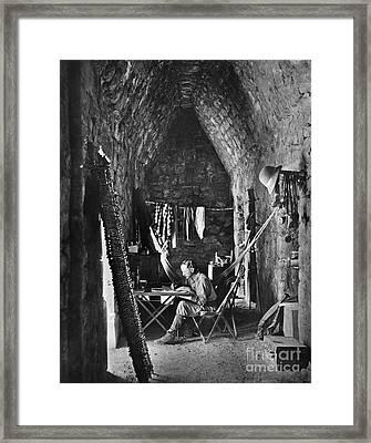 Alfred Percival Maudslay Framed Print