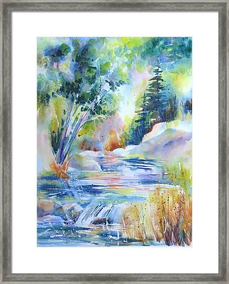 Algonquin Waters Framed Print