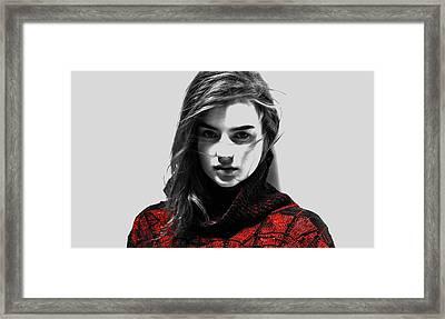 Ali Michael Framed Print