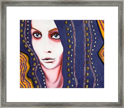 Alice Framed Print by Sheridan Furrer