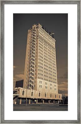Alico Building #2 Framed Print by Stephen Stookey