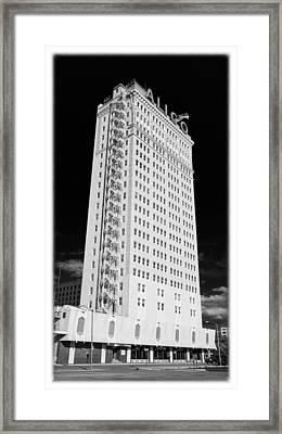 Alico Building #4 Framed Print by Stephen Stookey