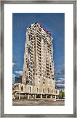 Alico Building #5 Framed Print by Stephen Stookey