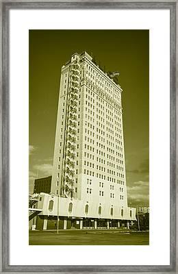Alico Building #6 Framed Print by Stephen Stookey