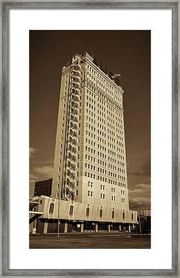 Alico Building #7 Framed Print by Stephen Stookey