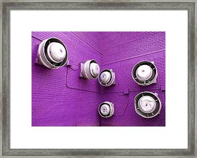 Alien Appendages Framed Print