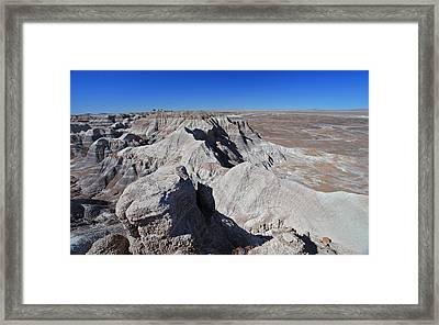 Alien Landscape Framed Print by Gary Kaylor