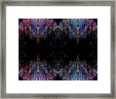 Alien Framed Print by Samantha Thome