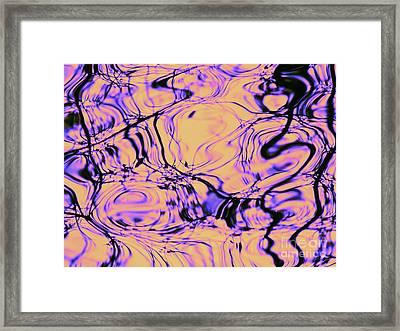 Alien Framed Print by Sybil Staples