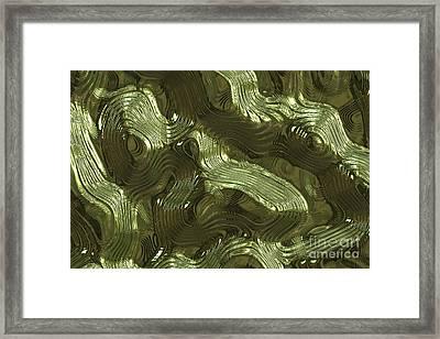 Alien Ware Framed Print