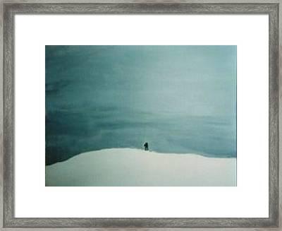 Alienation Framed Print